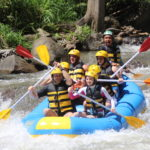 Graha Adventure White Water Rafting at Ayung River